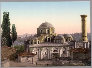 _chora biserica constantinopol